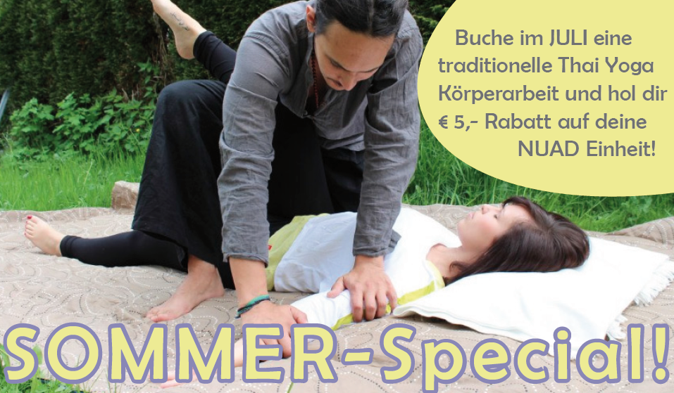 Sommerspecial Nuad 2014