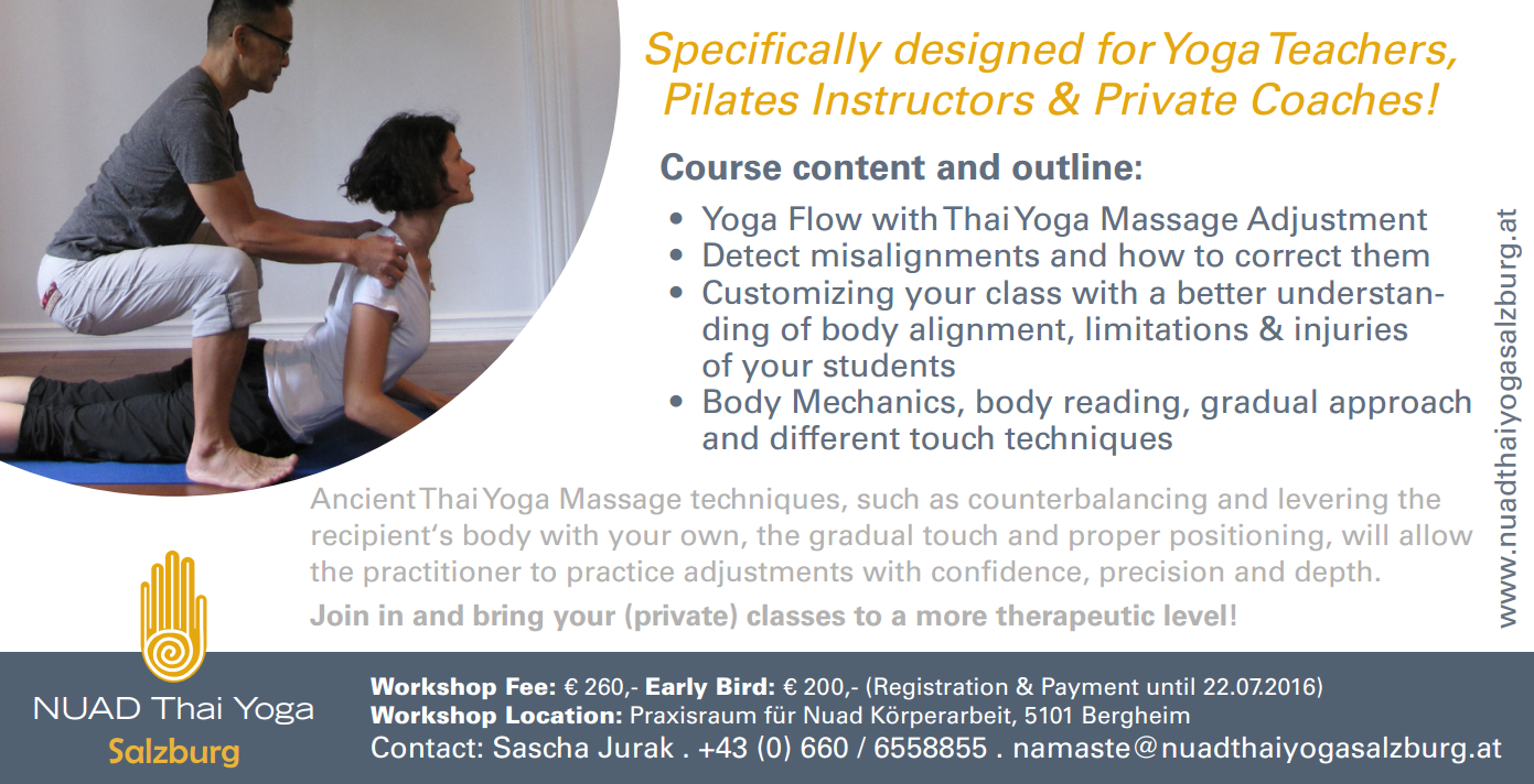 Thai Massage Bergheim